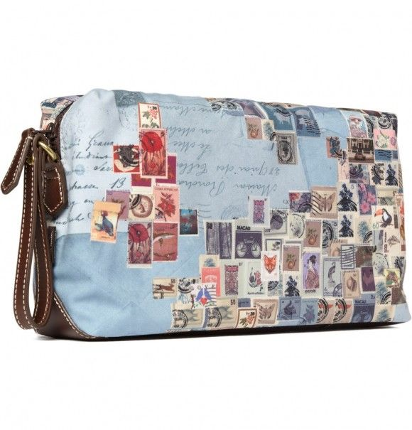 Paul Smith Shoes & Accessories Stamp Print Wash Bag | Men's bags