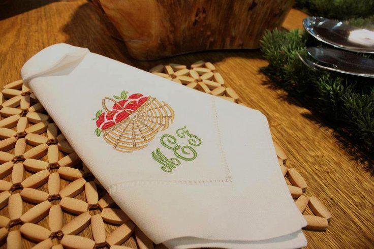 M s de 25 ideas incre bles sobre servilletas de lino en pinterest mantel servilletas y - Servilletas personalizadas ...