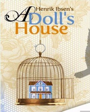 an analysis of the dramatic irony in a dolls house a play by henrik ibsen Critics agree that, up until the last moments of the play, a doll's house could  easily be just another modern drama broadcasting another.