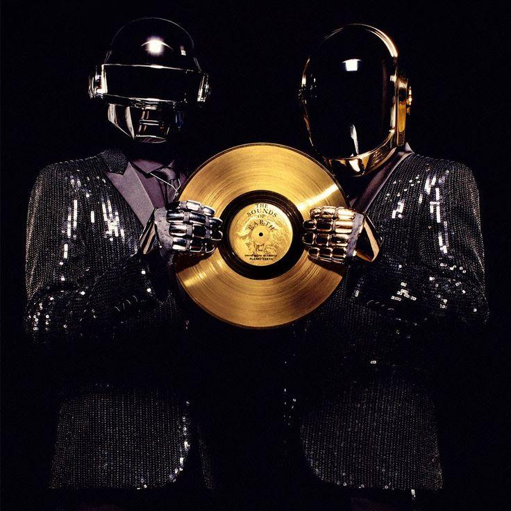 DAFT PUNK HQ — Daft Punk, 2013