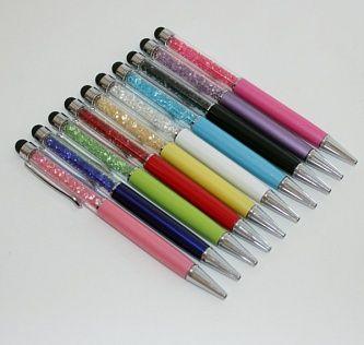 Ручка — стилус с кристаллами Swarovski,