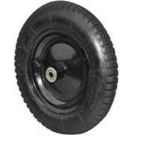 "Mintcraft PR1306 Wheelbarrow Wheel Replacement, 16"" x 3"""
