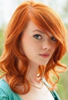 niña con cabello anaranjado - Buscar con Google