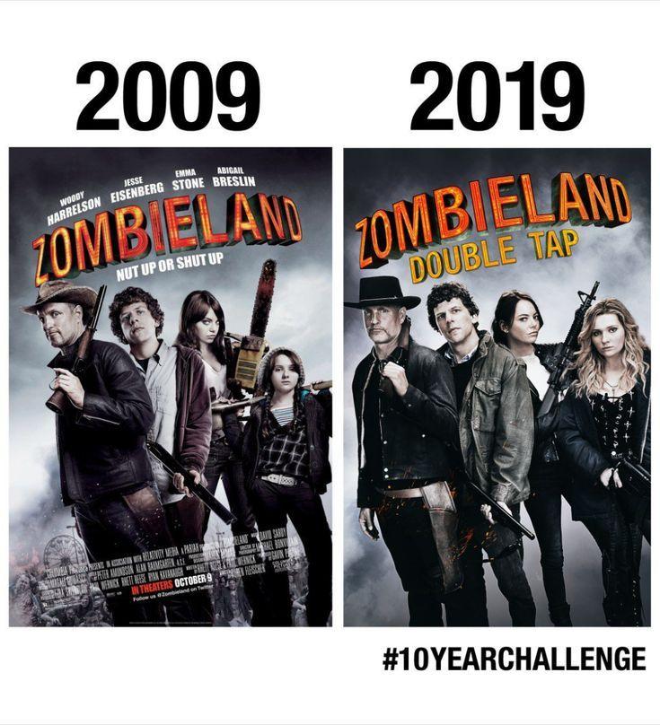 Zombieland Funny Walking Dead In 2020 Zombieland Zombieland Movie Zombieland 2
