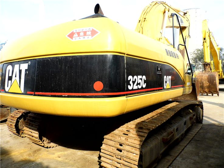 Used CAT 325C Excavator For Sale