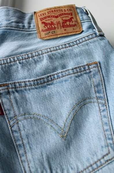 On Trend Levis 501 Jeans