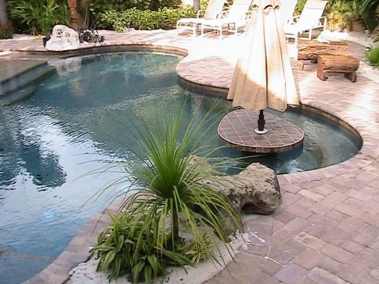8 best images about in pool tables on pinterest swim - Small pool table ...