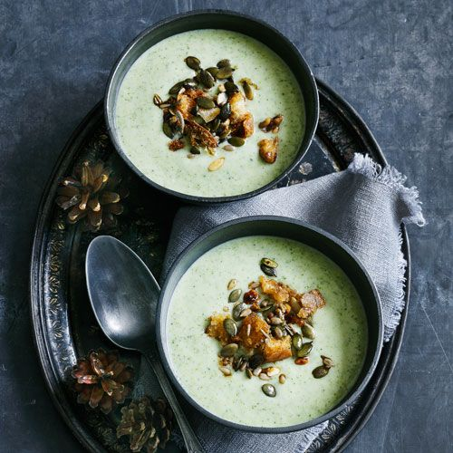 Броколи плави сир супа састојци - Џејми магазин