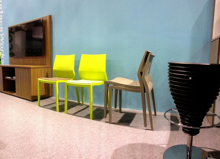 Stand IBEBI in Index-Workspace in Dubai #index #dubai #ibebi #hoth #hothchairs #chairs #chair #bongostool #table #mediatable