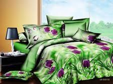 Image result for purple and green duvet covers