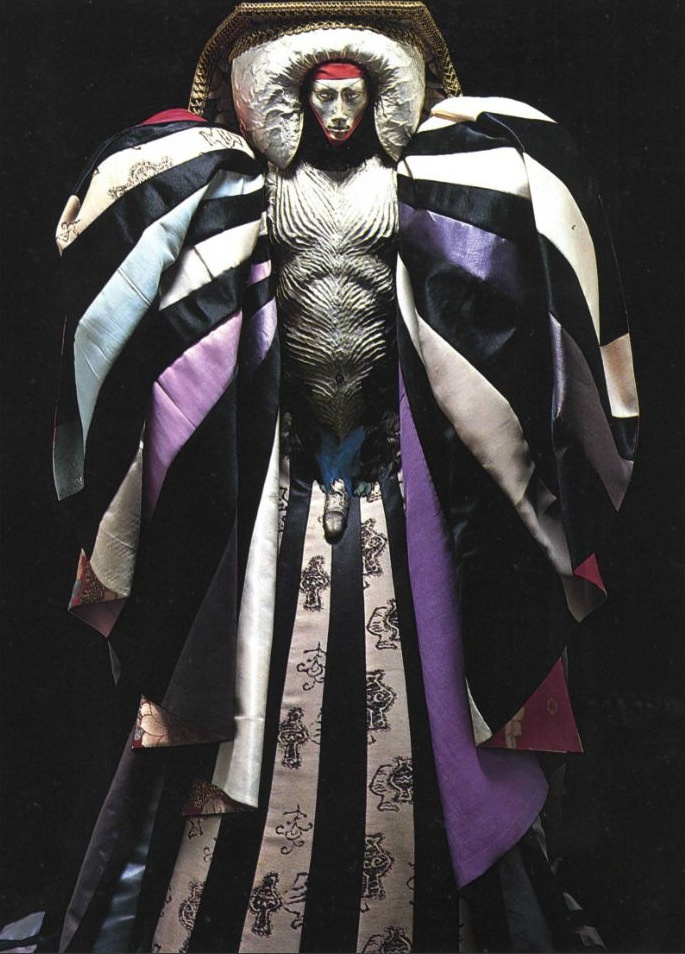 Daedalusダイダロス 「壮絶なるギリシャの神々」    出典:辻村寿和Collection「寿三郎」創作人形の世界    出典: ameblo.jp