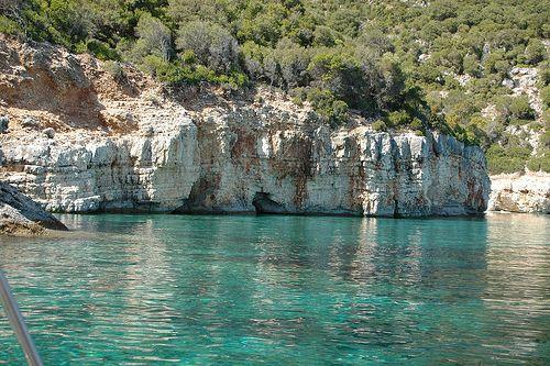 Swim, swim, swim!! Ithaki island, Greece