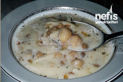 tutmaç çorbası - nefis yemek tarifleri
