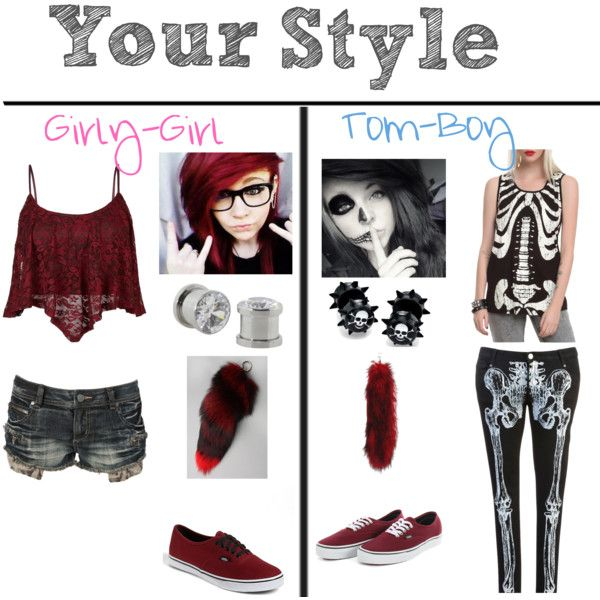 37 best images about Emo girl cloths on Pinterest