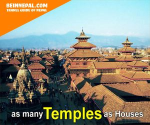 as many temple as houses