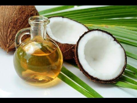 aceite de coco - como preparar   como hacer aceite de coco - elmundodelynda - YouTube
