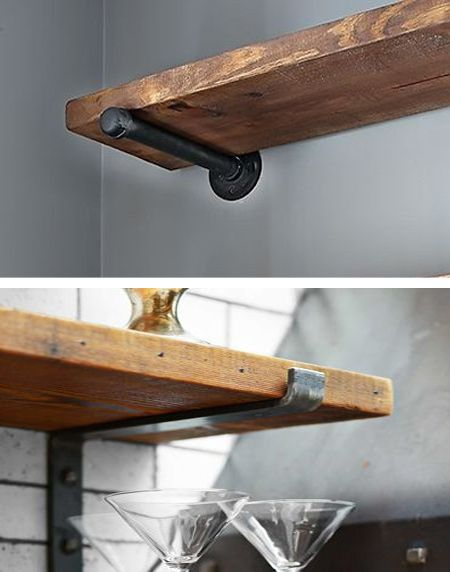 Have similar hardware in the bottom pic from old twin bed...this is a great idea to repurpose