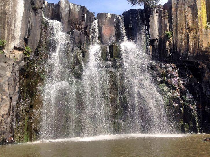 Cascada de La concepción, Aculco, Estado de México