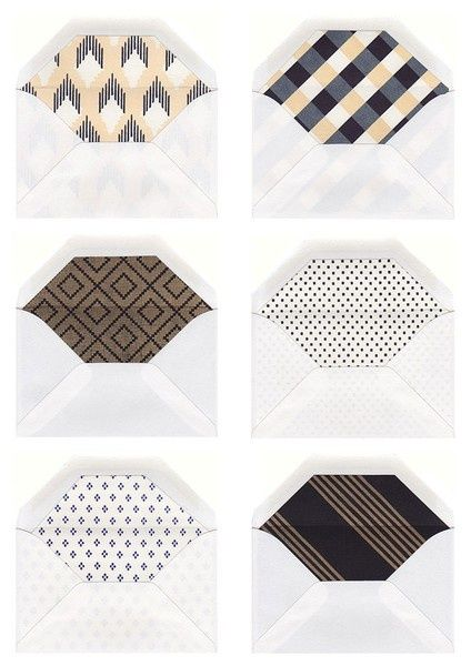 envelopes // stripe and field
