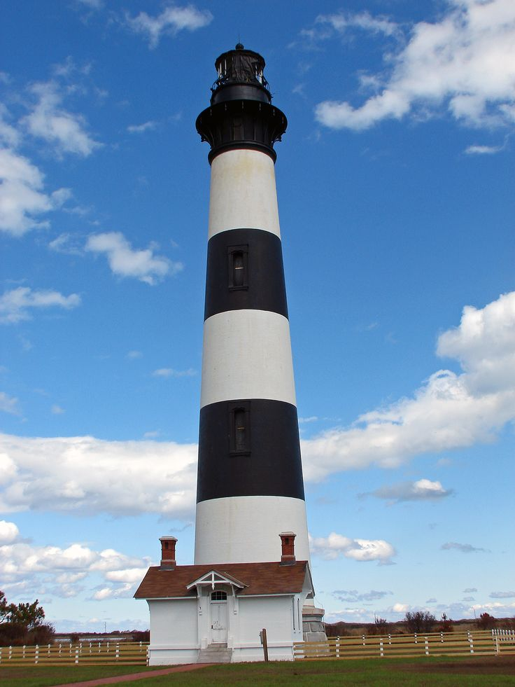 Bodie Island Lighthouse - NC