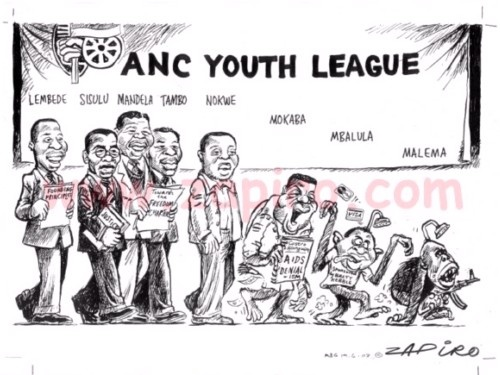 Zapiro, ANC Youth League