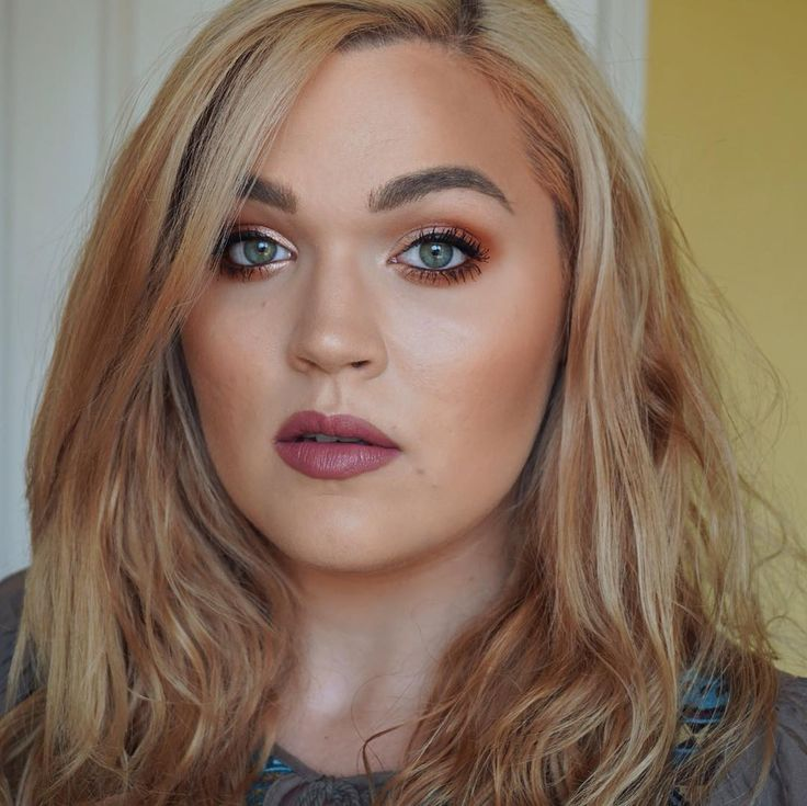 My look from today's tutorial! Link in my bio. Eyes: @morphebrushes 35O palette (use coupon KATHLEENLIGHTS for $$$ off) Face: @toofaced Born This Way foundation in Vanilla @itcosmetics Vitality Glow bronzer for contour @milanicosmetics American Beauty Rose Blush & @beccacosmetics Champagne Pop to highlight Lips: @maccosmetics Whirl Lip Liner under @narsissist Audacious Lipstick in Anita For full details make sure to check out today's tutorial! #LoeyLane #morphegirl by loeybug