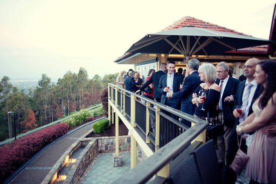 The Summit Restaurant at Mt Coot-tha is a classic place for a wedding reception. I've been lucky enough to be celebrant for couples who married in the beautiful outdoors at Mt Coot-tha - there really is no downside