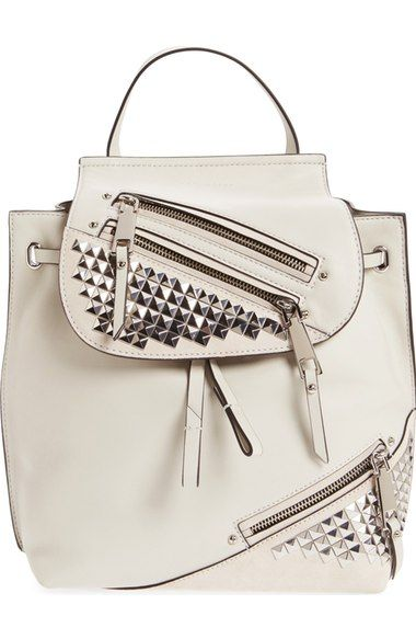 Main Image - MARC JACOBS Studded Leather Backpack