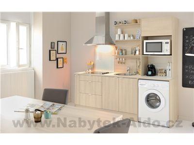 Kuchyňská linka pro malé interiéry
