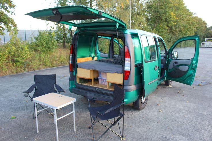 Hotel Doblo - Ein Artikel über unseren Fiat Doblo Camper. Schlafen, kochen, arbeiten und Laptops laden. Das alles auf kleinstem Raum. Kein Problem!