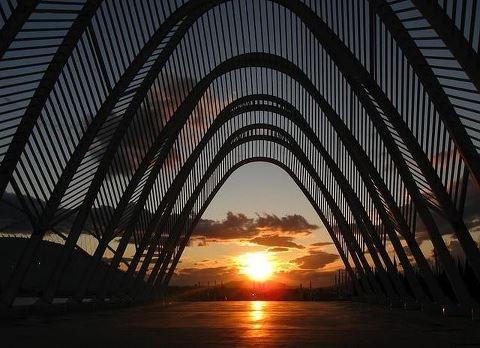 OAKA -- Olympic Stadium in Athens