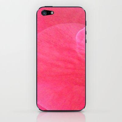 camellia iPhone & iPod Skin by alkinoos