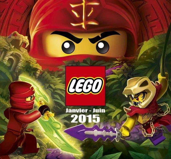 ToyzMag.com » Catalogue LEGO 2015