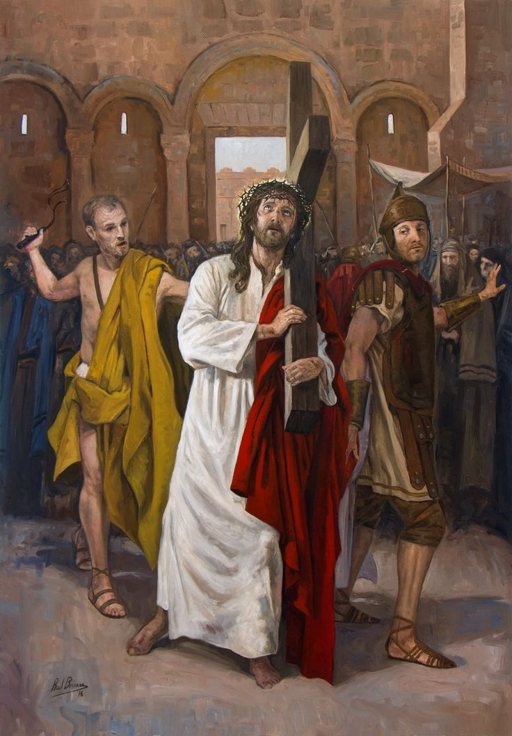 Jesus carries his cross / Jesús carga con la cruz // 2016 // Raúl Berzosa // / Guatemala // II Estación de Vía Crucis / II Station of the Cross // #Christ