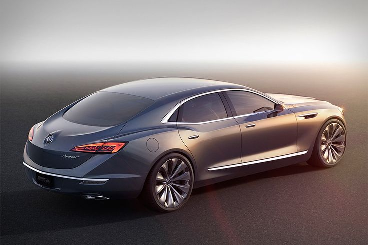 Buick Avenir Concept - You might not expect to be ushered into the future with a Buick, but that's exactly what happens when you set your eyes on the Avenir concept car. It's a big, all-wheel drive sedan that envisions a new flagship for...