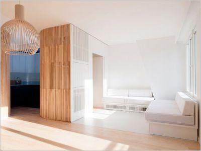 Un appartement où intimité rime avec convivialité