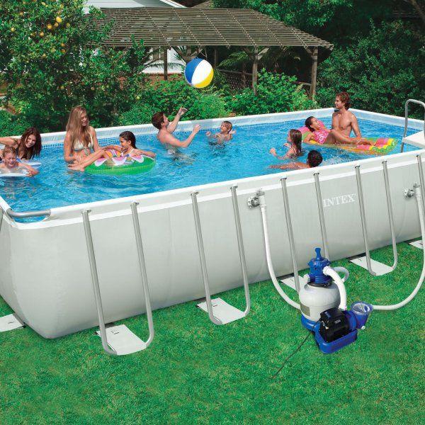 17 meilleures id es propos de piscine hors sol for Piscine hors sol promo