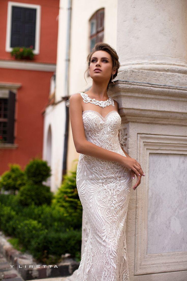 Liretta <b>Wedding Dress</b> - Arusha | Liretta Wedding <b>Blue</b> Mountain в ...