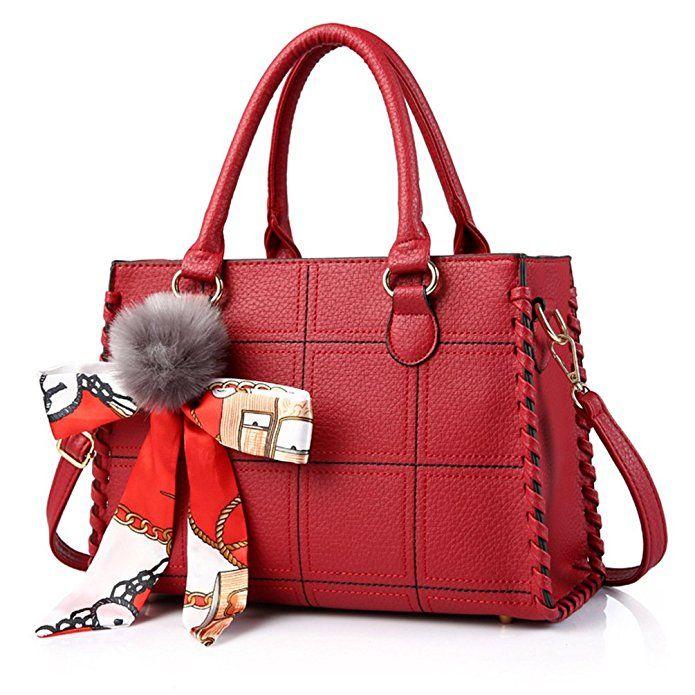 04f35bbd58 Amazon.com  ACLULION Womens Purses and Handbags Shoulder Bags Ladies  Designer Tote Bag Top Handle Satchel  Home   Kitchen