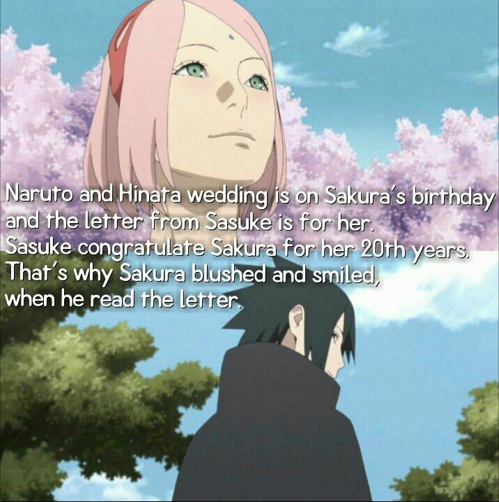 There! he cares more for Sakura then for Naruto! Get it Sasusaku Haters!!!