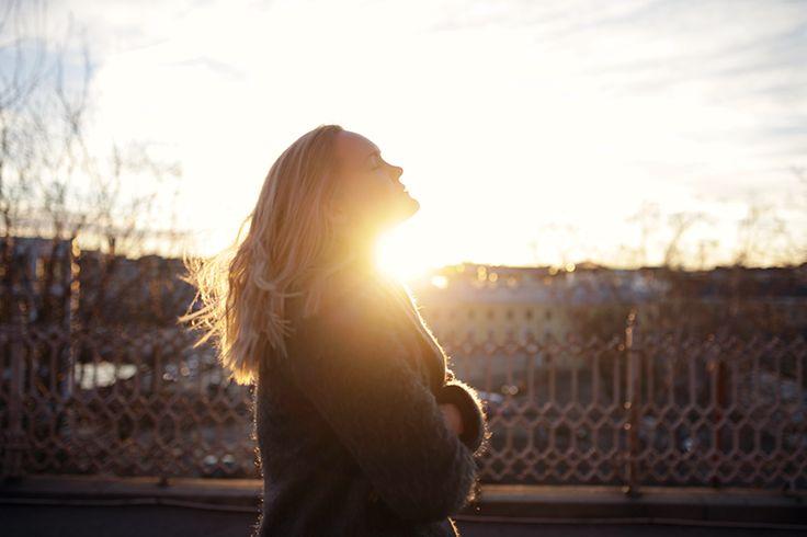 Oman Elämänsä Kuningas: TAKE TIME FOR THE SUNSET