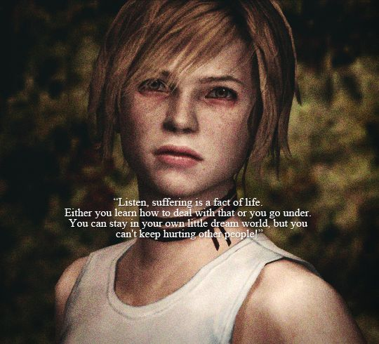 Silent Hill 3, Heather Mason