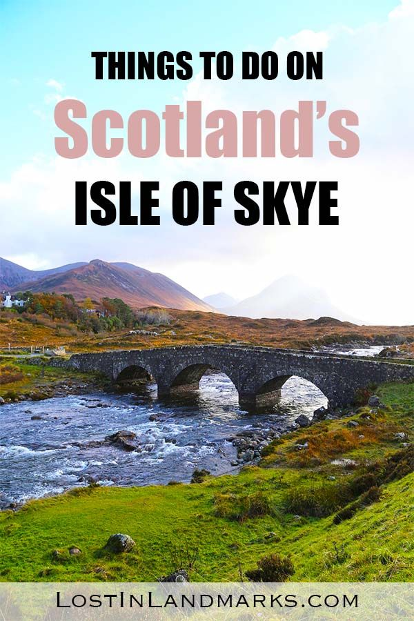Things To Do In Skye >> Isle Of Skye Attractions Europe Travel Best Places To