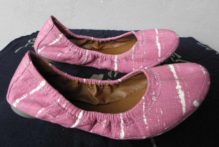 Lucky Brand Blue Jeans USA New Ballet Flats 5.5 / 35.5 $ 44.95 or offer.