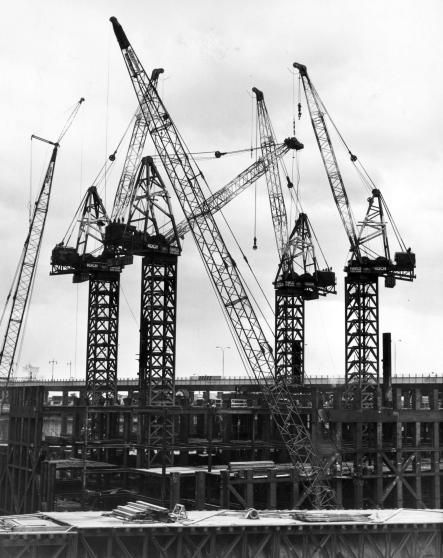 Tower Crane New York : Images about tower crane on technology