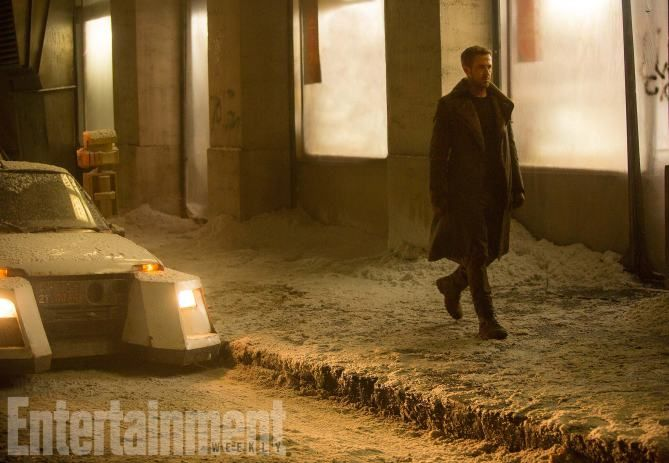 New 'Blade Runner 2049' Images Show Off New Characters, Familiar Faces, and an Impeccably Dressed Ryan Gosling