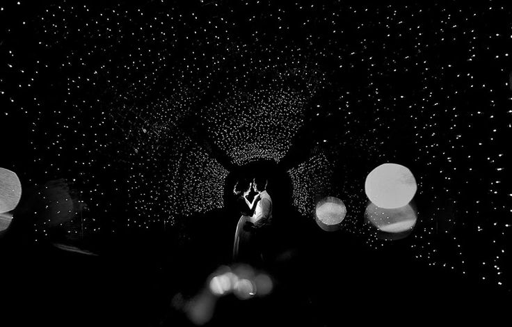 Even in the darkest night I know that you will by my side. Photo Sabina Mladin