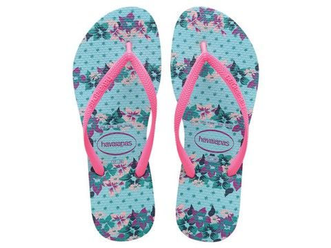 Shop online for these cute flip flops! Buy it now! Havaianas Slim Provence Ice Blue Flip Flop @flopstore.com https://www.flopstore.com/com_english/havaianas-slim-provence-ice-blue-flip-flop.html