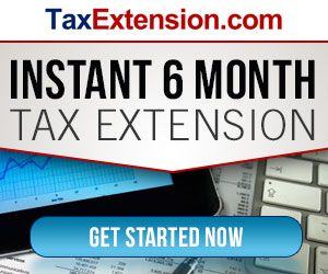 Business Stuff: Instant IRS Tax Extension.  Online Processing and ...