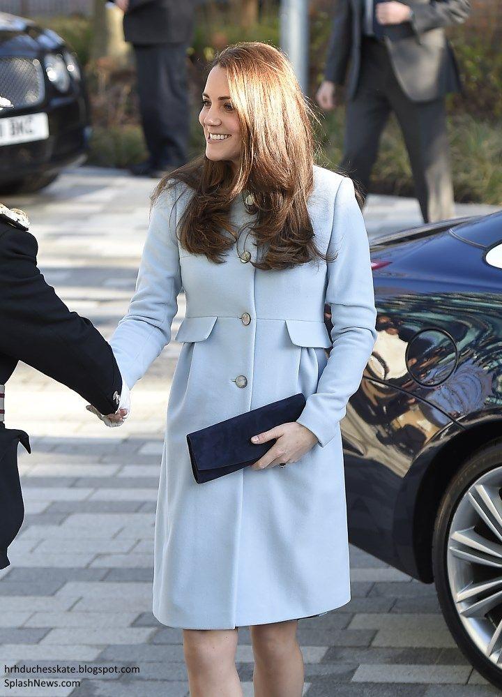 Duchess Kate - January 19, 2015